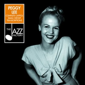 Peggy Lee(I Only Have Eyes for You)