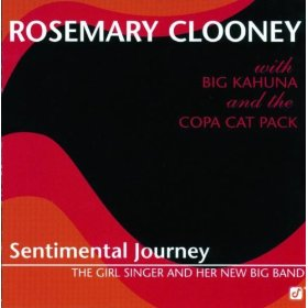 Rosemary Clooney(Sentimental Journey)