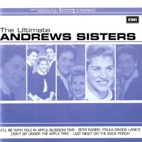 The Andrews Sisters(Nevertheless (I'm in Love with You))