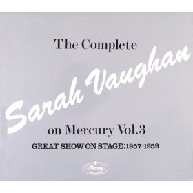 Sarah Vaughan(Thou Swell)