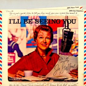 Jo Stafford(I'll Remember April)