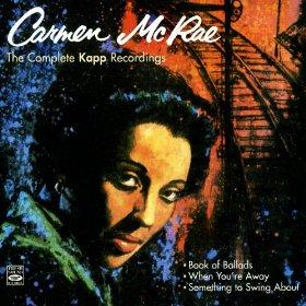 Carmen McRae(You Leave Me Breathless)