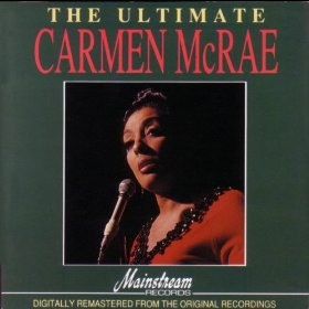 Carmen McRae(Who Can I Turn To?)