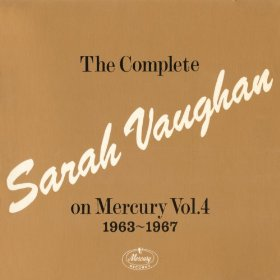 Sarah Vaughan(Who Can I Turn To?)