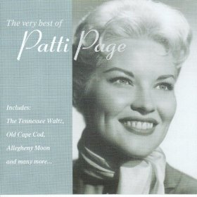 Patti Page(You Belong to Me)