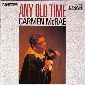 Carmen McRae(Prelude to a Kiss)