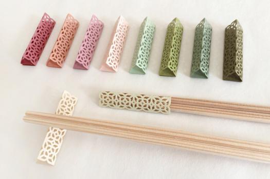「cohana折り紙式 お箸飾り」
