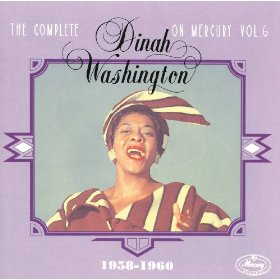 Dinah Washington(It's Magic)