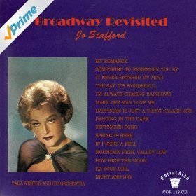 Jo Stafford(I'm Always Chasing Rainbows)