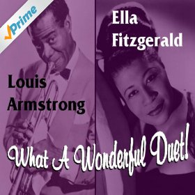 Ella Fitzgerald & Louis Armstrong(The Nearness of You)