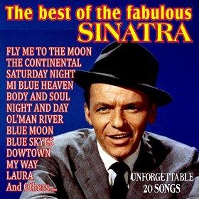 Frank Sinatra(My Blue Heaven)