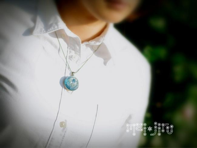 01販売レジン水のカレットネックレス.jpg