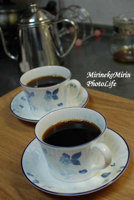 20150315コーヒータイム