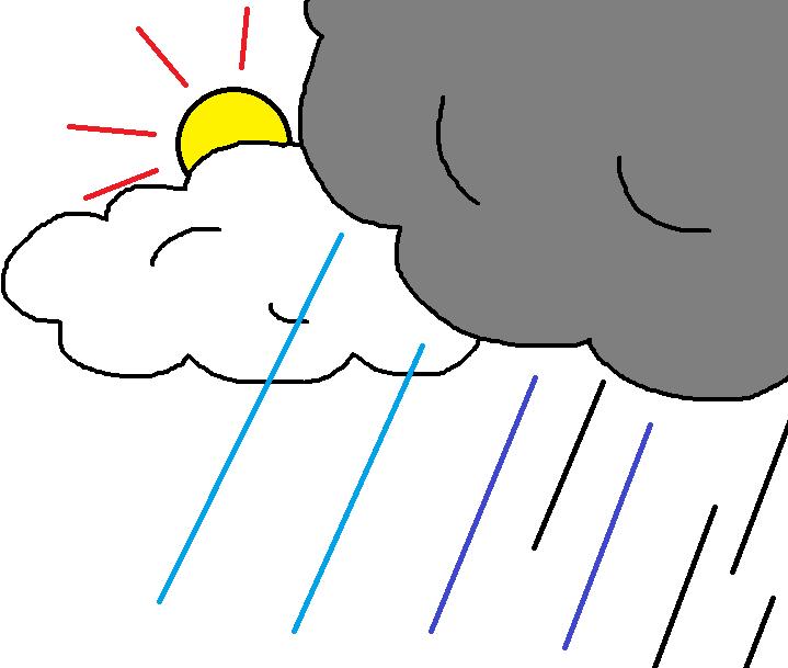 266つちのこ雨上がる1
