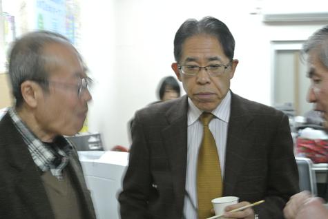 10 街づくりプロジェクトの専門家H氏とI氏