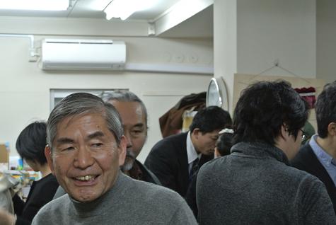 12 「縁活」の仕掛け人である阪大の久保井先生