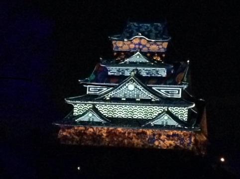⑥ 大阪城