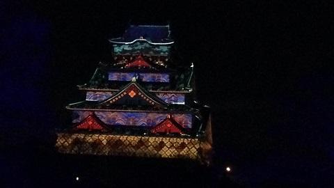 ⑦ 大阪城