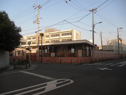 9 三校合併して出来る「新今宮小学校」
