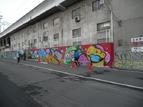 5 完成した壁画 ①