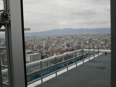 6 展望台からの風景