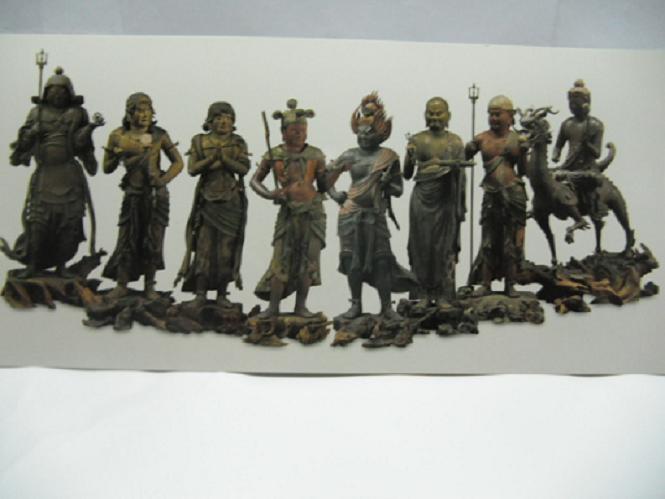8 運慶の八大童子像(再・大)