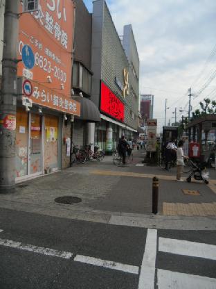 2 街の風景