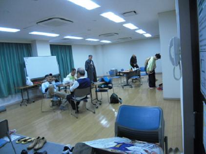 2 控え室