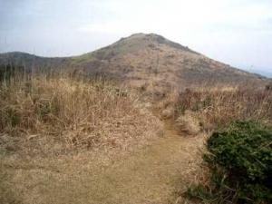 IMG_4169福智山が見えてきた