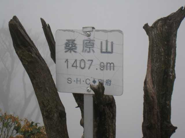 IMG_4664本日の目的地桑原山山頂です、宮崎県北川町との境界にあります
