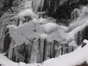 四王子の滝  2
