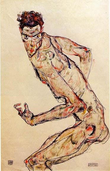 戦う男 1913