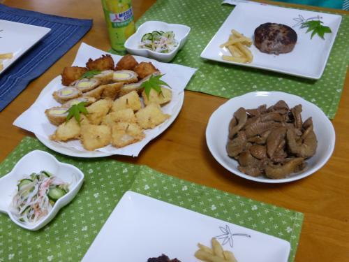 食事会 3