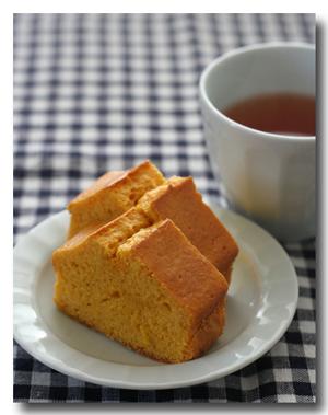 人参のパウンドケーキ