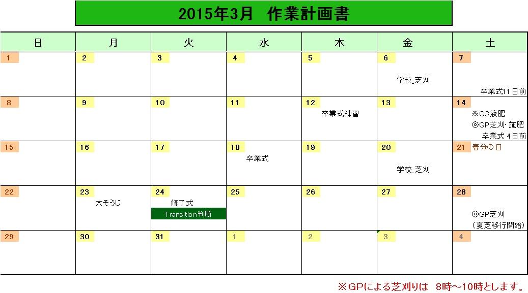 201503作業計画
