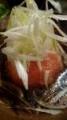 丸ごとトマト揚げだし