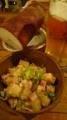 赤大根筍ベーコン煮