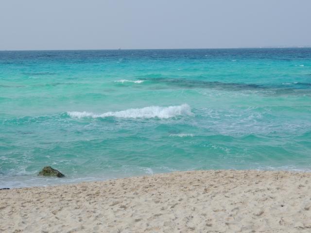 N5410宮古島の海