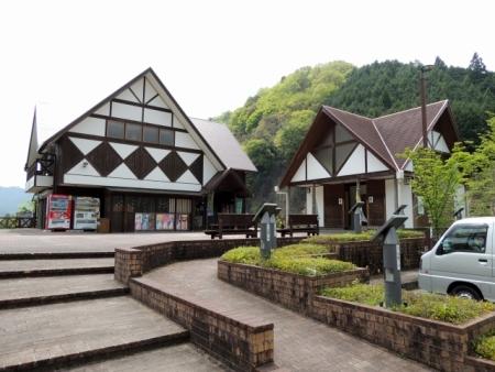 N5862道の駅茶倉駅