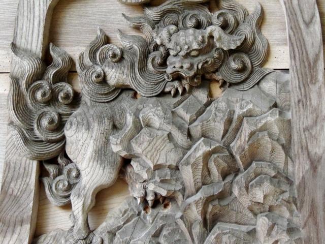 N6146諏訪神社獅子