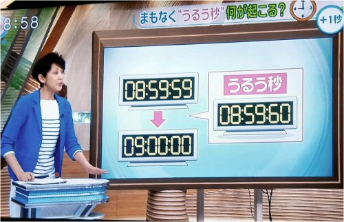 02 500 20150701 0860:閏秒 a leap second
