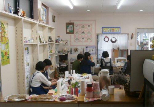 02 500 20150704 Yorimichi-Cafe 盛況