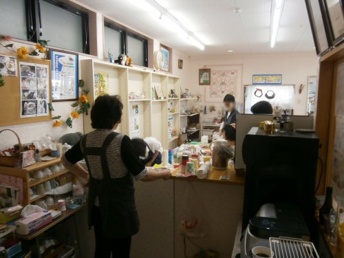 03 500 20150704 Yorimichi-Cafe 準備中