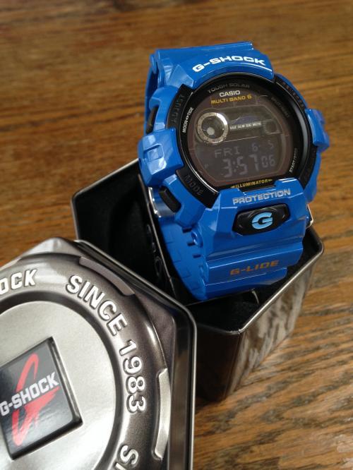 NEW/G-SHOCK・1