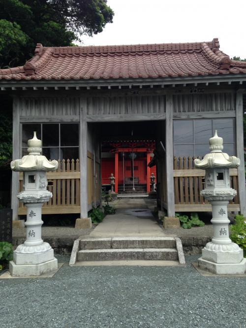 波立薬師寺の紫陽花ポタ・11