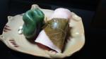 桜餅と草餅