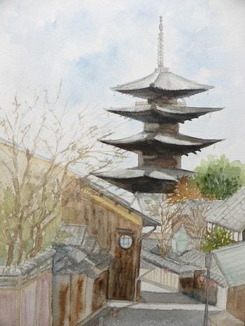 八坂の塔修正
