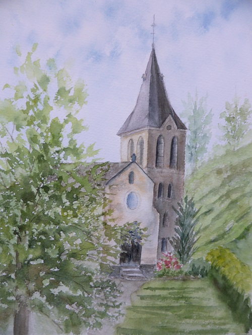 ベルカステルの教会