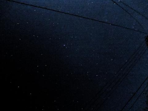 秋田の星空2015501