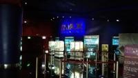 IMAXシアターの入り口。